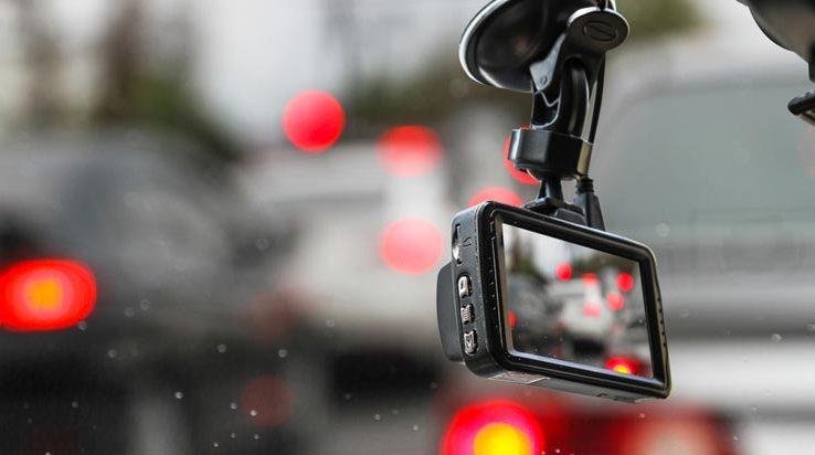 Where do you put a dash cam