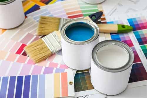 Remove any unnecessary items before painting