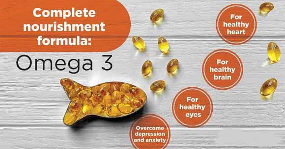 Overview of Omega-3 Acids