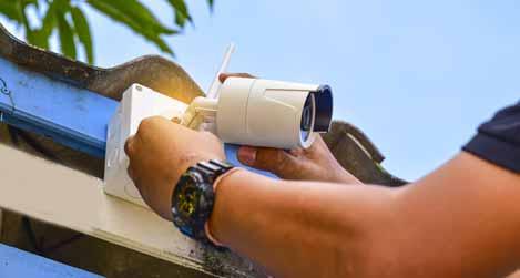 CCTV installation depends
