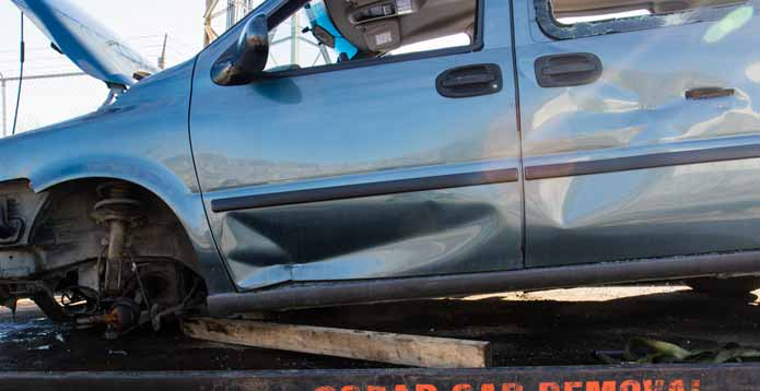 What is Junk Car Removal