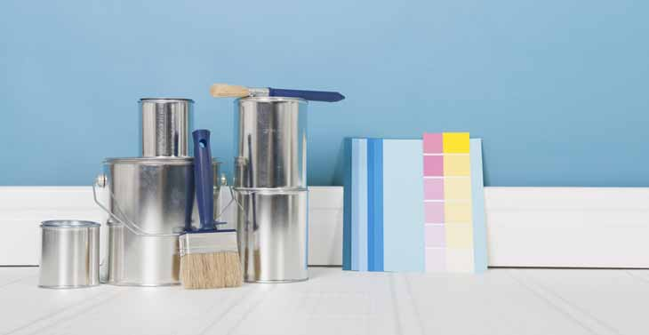 How to Prepare for the Interior Painting