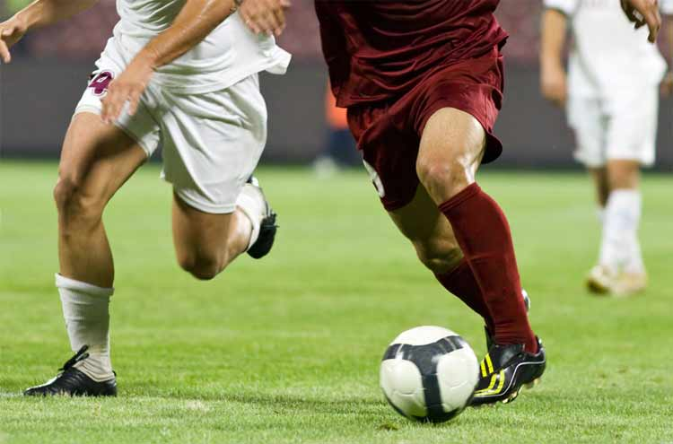 How to Kick Soccer Balls Harder