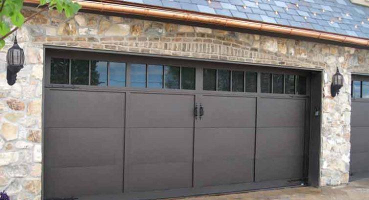 How to Raise Garage Door Track