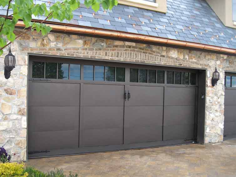 How to Raise Garage Door Track