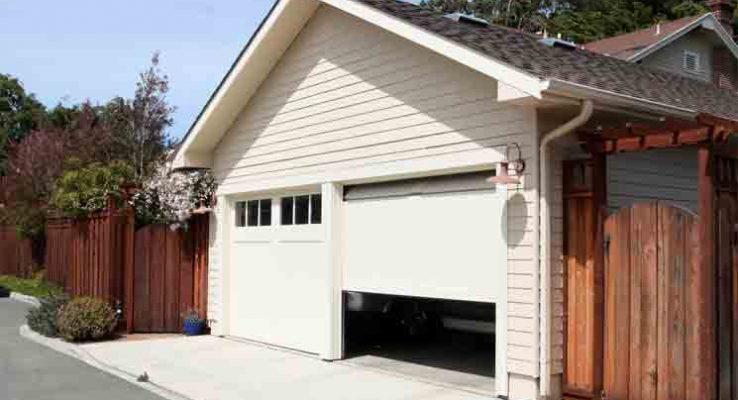 How Does a Garage Door Spring Work