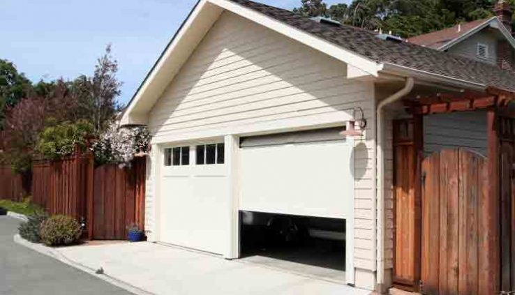 How Does a Garage Door Spring Work