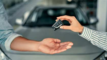 How to get a replacement key set by vehicle breakdown service