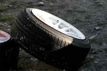 Aspects of the car tyres replacement