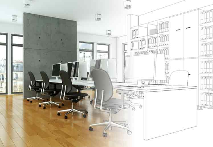 Commercial Office Renovation Checklist