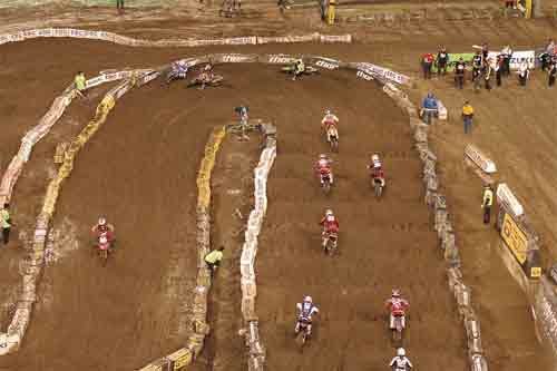 History of Supercross