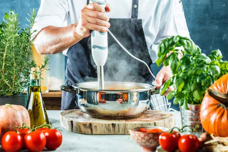 How the Cuisinart Immersion Hand Blender Changed My Life