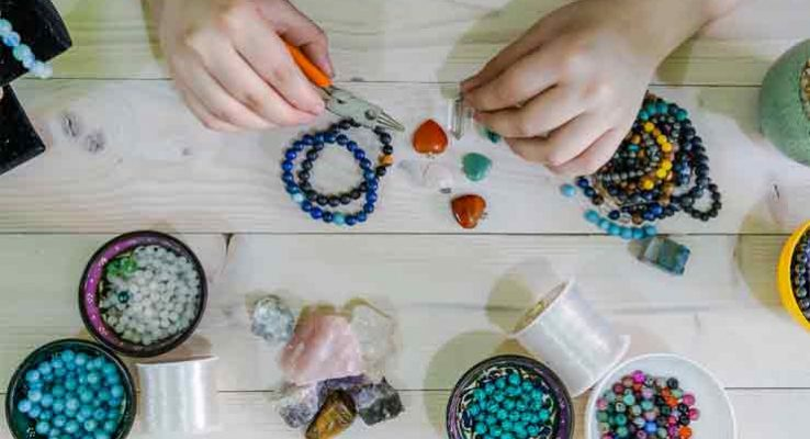 How to Make Crystal Jewellery