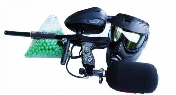 Best Way to Clean Your Paintball Gun